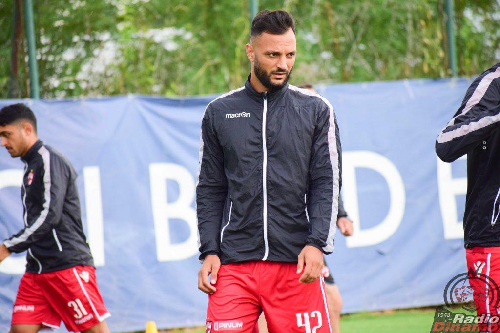 Antrenament Dinamo