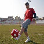 Andrei Tircoveanu la Dinamo