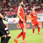 Miha Mevjla la Dinamo-Timisoara: 2-1