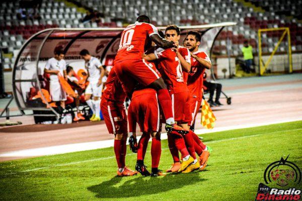 Dinamo-Voluntari 3-1