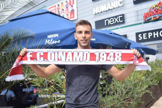 Azer Busuladzic Dinamo