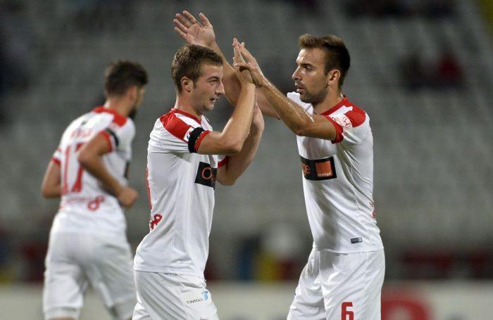 Daniel Popa debut la Dinamo