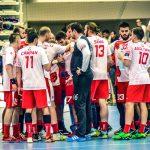 Dinamo, primul meci in turneul din Brest