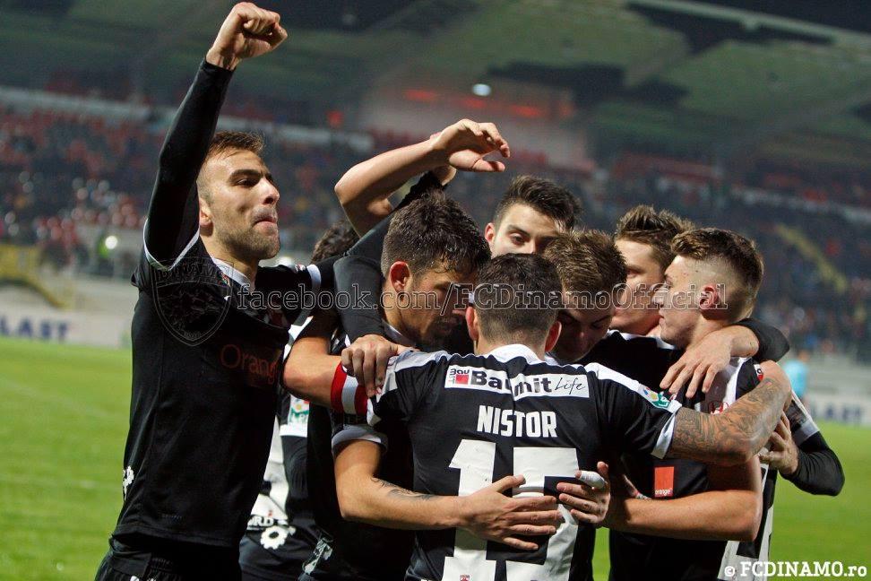 Astra Dinamo Cupa Ligii 2-5