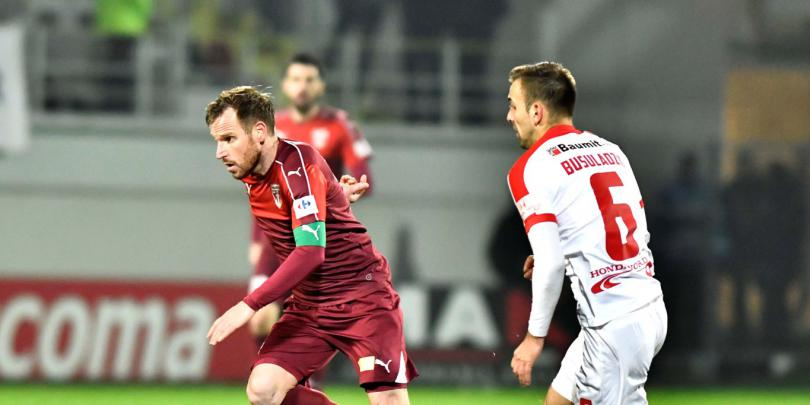 Florin Cernat la Dinamo
