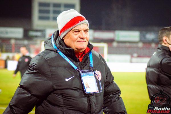 Ioan Andone Dinamo-Viitorul 1-2