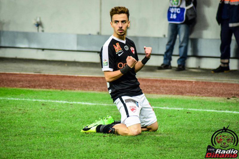 Patrick Petre Dinamo-Steaua 3-1