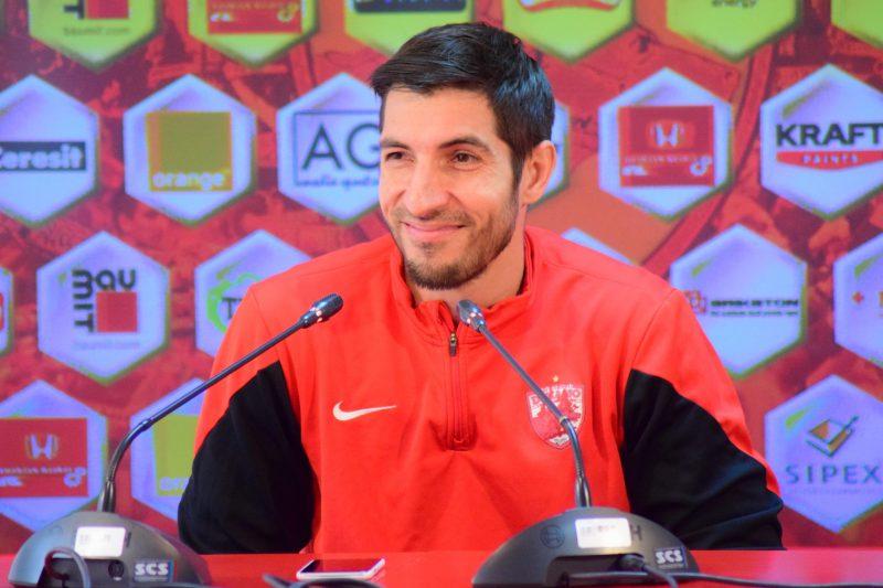 Jaime Penedo Dinamo Bucuresti