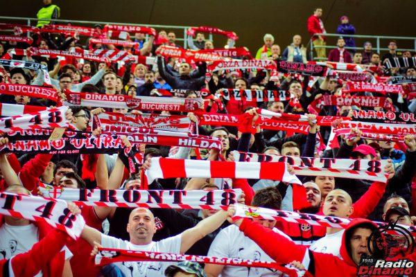 Dinamo Craiova suporteri