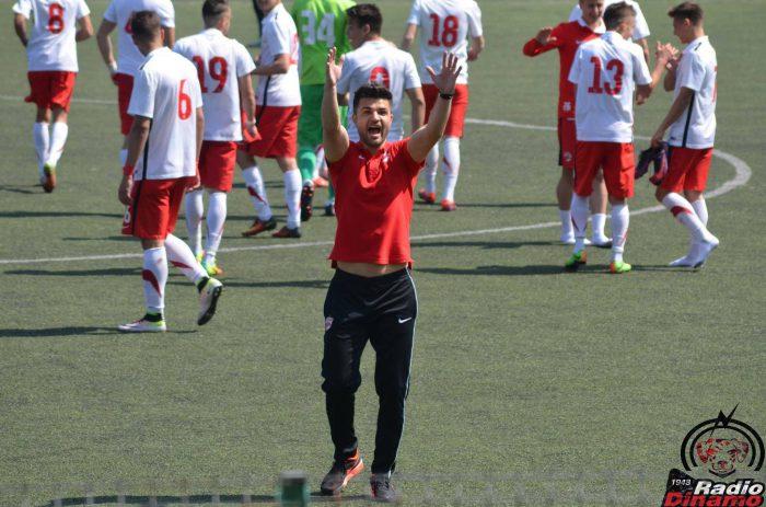 Dinamo U19 Florin Bratu