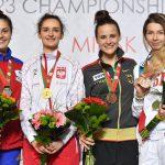 Scrima: Medalie de argint pentru Amalia Tătăran la Campionatul European U23!