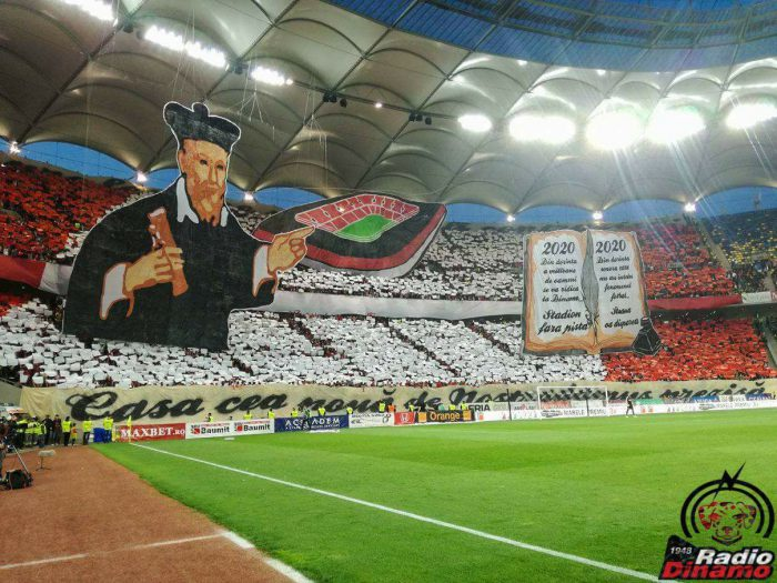 Coregrafie PCH Dinamo-Fcsb