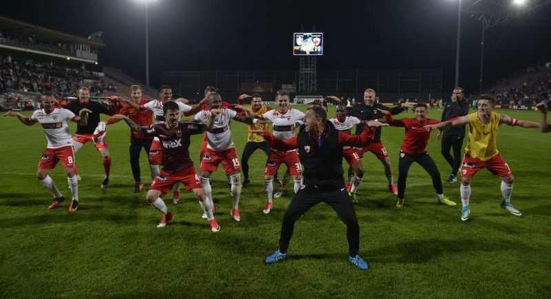 Javi Reyes Dinamo