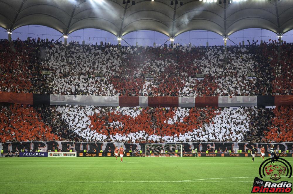 Coregrafie Dinamo Bilbao