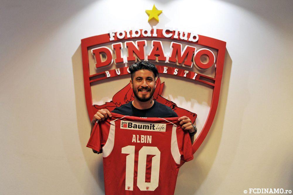 Juan Albin Dinamo