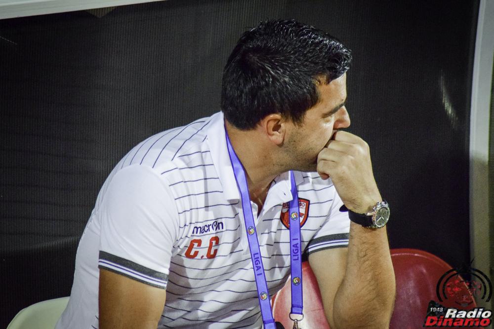 Voluntari Dinamo 1-3 Cosmin Contra