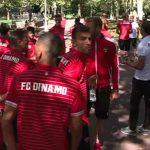 Cum s-au relaxat dinamovistii inainte de meciul cu Bilbao