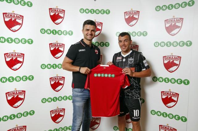 Unibet partener Dinamo