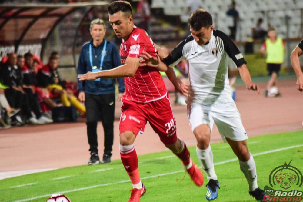 Dinamo-Astra 1-2 Neicutescu