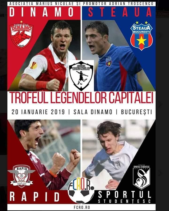 Legendele Capitalei