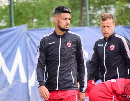 Antrenament Dinamo Bru si Mrzljak