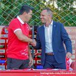 """Contra pleaca de la Dinamo: """"Imi iau la revedere de la jucatori"""""""