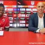 Nou transfer: Atacantul Magaye Gueye la Dinamo!