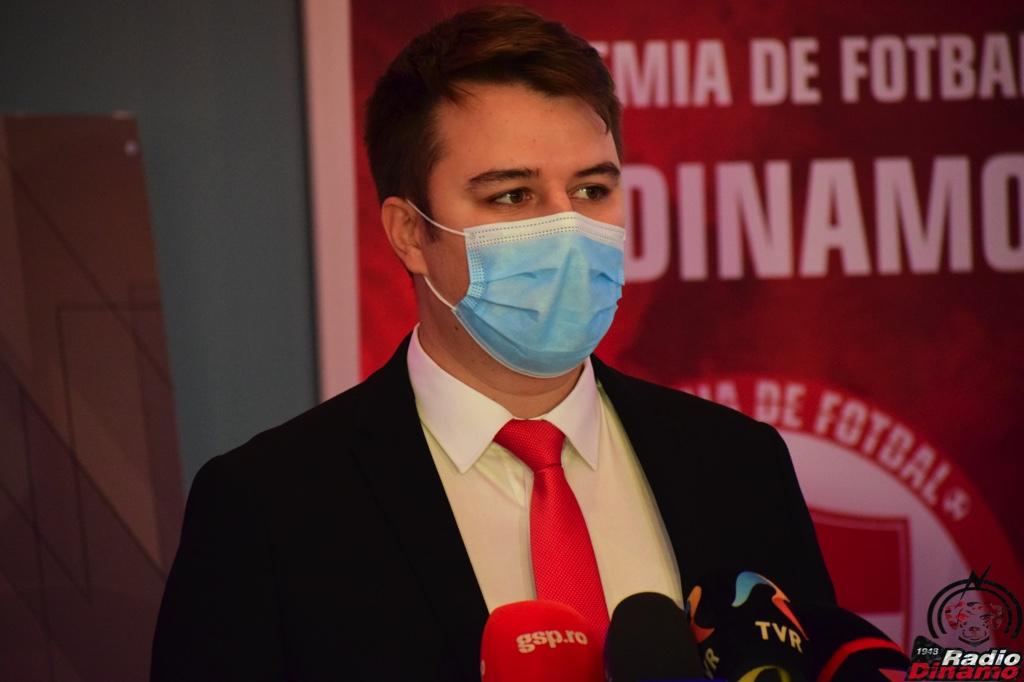 Ionut Popa CS Dinamo