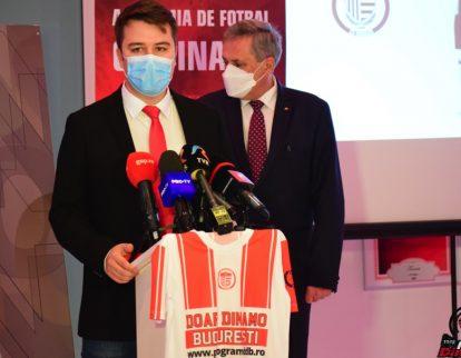 Academia de fotbal CS Dinamo