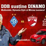 Ultimele detalii despre meciul cu Dinamo Kiev