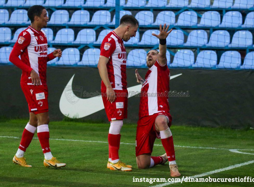 Viitorul Dinamo 1-2