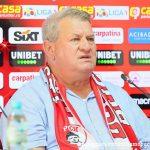 """Iuliu Muresan, dupa primul meci ca oficial: ,,Peluza ne-a împins de la spate"""""""